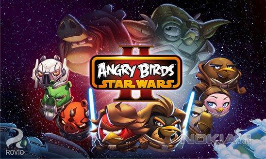 Angry Birds Star Wars II - Энгри Бердз Стар Варс 2 на Виндовс Фон 8
