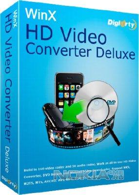 WinX HD Video Converter Deluxe 4.2.1+ RUS