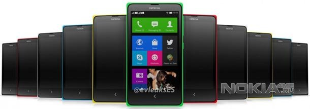 Nokia на Android - это реальность!