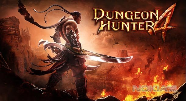 Dungeon Hunter 4 для Виндовс Фон