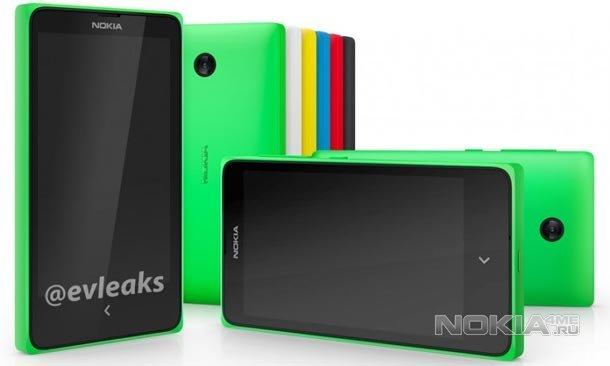 Новые подробности Android-смартфона Nokia X (Normandy)