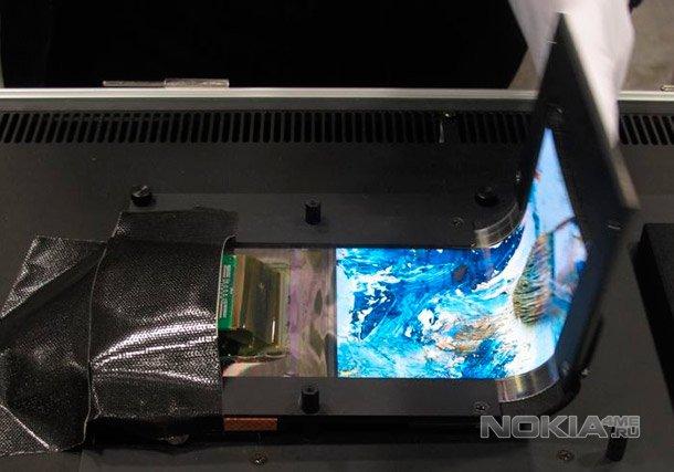 Девайсы Nokia получат гибкие дисплеи