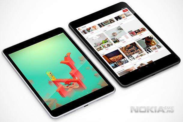 Nokia N1 - первый андроид планшет от финского производителя. Характеристики, фото, видео, старт продаж